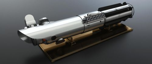 Lightsaber by AlxFX
