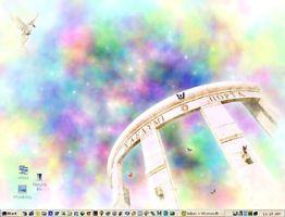 Heavenly Desktop by par-me
