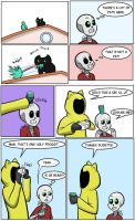 Undertale Green Chapter 3 Page 11 by FlamingReaperComic
