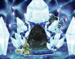PMD, Crystal Cave by NemiruTami