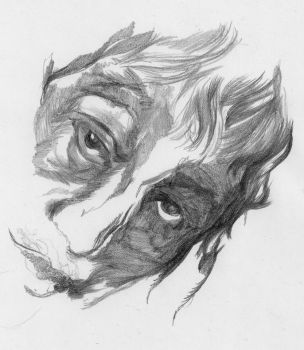 W.I.P Face by PtarmiganMan