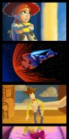 Toy Story Color Studies by PadawanLinea