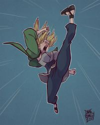 Tsunade Morf Style by Morpheus306