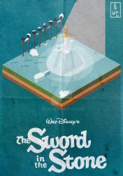 Disney Classics 18 The Sword in the Stone by Hyung86