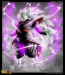 Fan art DBS : Gattai Zamasu by Crakower
