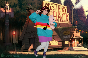 Mabel Pines by VickyViolet
