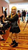 Winry Rockbell Cosplay by KisaCosplay