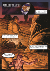 The Story of Us Page1 by vsqs