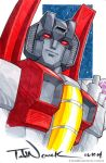 Starscream by ToddNauck