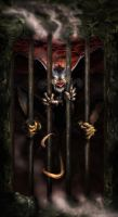Caged Hell by spoofdecator