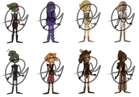 [OPEN] 1/7 Huge Pearl Auctions (!!!ONE LEFT!!!) by Mart-the-deviant