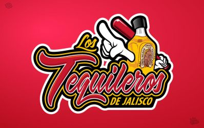 Los Tequileros by jpnunezdesigns