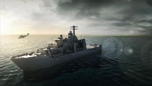 Navy Cinematic Shot by LongJh