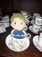 Prussia for tea by LadyKnightOfHollyros