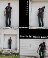 zombie pack 005 by carro-stalk