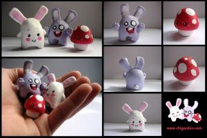 ClayThings painted by chisa