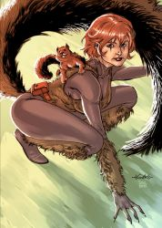 Squirrel Girl - Soul colors by SpiderGuile