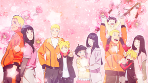 Familia Uzumaki Wallpaper 2 by AiKawaiiChan