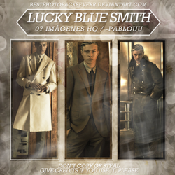 Photopack 13085 - Lucky Blue Smith. by southsidepngs