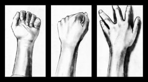 Hands, lots of hands by ChristG