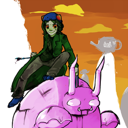 Action Nepeta by Fuocofuu