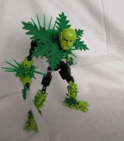 Over-The-Top Toa of Plantlife by Sparkytron