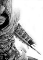Altair-Assassin's Creed by malicon