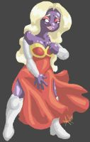 Jynx Anthro by Satarii