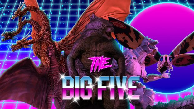 The Big Five - fullscreen by Awesomeness360