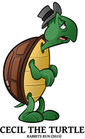 15 Looney of Spring - Cecil the Turtle by BoscoloAndrea