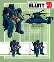 Autobot Blunt (contest version) by I-SithLord