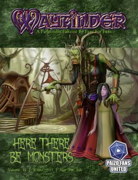 Wayfinder14 cover by Timitius