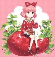 Strawberry by Minari23