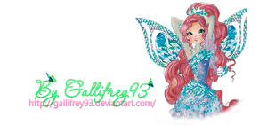 The Winx Club Aisha Tynix Couture - PNG! by Gallifrey93