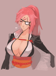 Whats shakin... Baiken by MadiBlitz