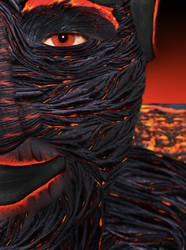 Alfonso from Lava Planet by editordistriktmag