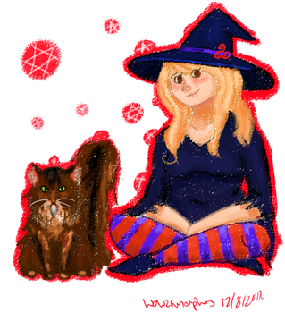 Little Witch by LilMis
