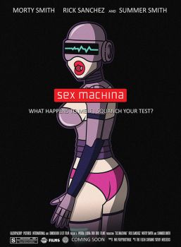 S_Ex Machina by Vitaliy-Klimenko