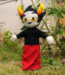 Kanaya plushie by Eyes5