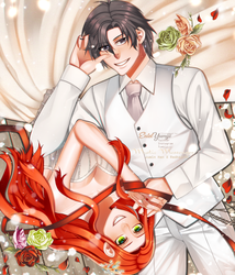 Jumin Wedding by Yumijii