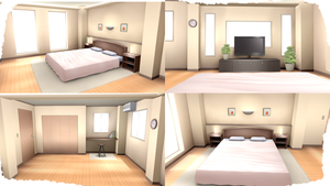 MMD Stage 42 by MMD3DCGParts