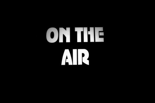 [ ON THE AIR ] by RabbitFromMars
