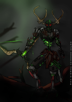 BIONICLE: Umarak The Hunter by gk733