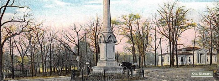 Civil War Soldiers Monument (early 1900s) by Niagara14301
