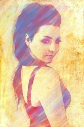 Amy Lee by Margarita-Mone