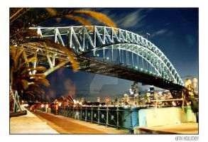 Sydney Night Life by CapturingCreation