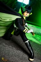 Owari no Seraph cosplay by KICKAcosplay