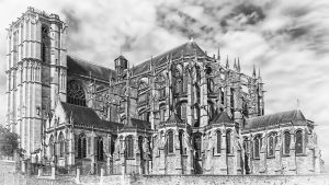 cathedrale du Mans16 by hubert61