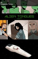 (paycomic) Alien Tongues part 2 by blackshirtboy