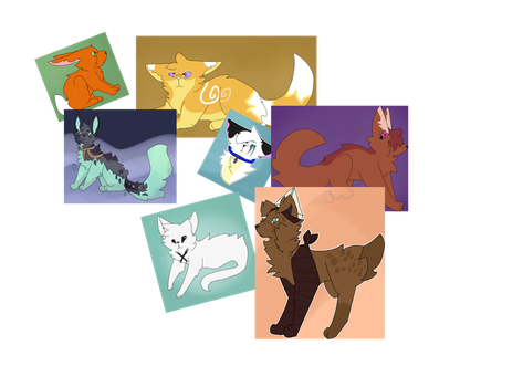 Art Fight Collection by wolfy43412
